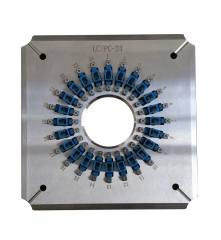 Fiber optic connector Polishing Fixture
