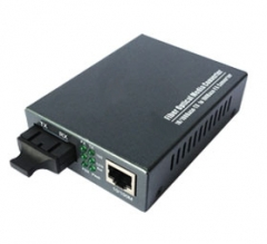 Ethernet Fiber Optic Media Convertor 10/100/1000Base-Tx