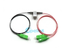 1X2 0.9mm SC/APC OSW Mechanical Optical Switch